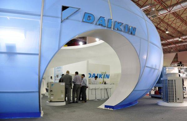 Daikin-Sodex Fuarı