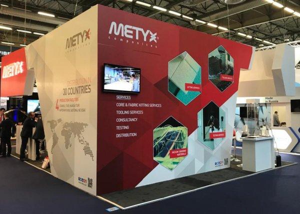 Metyx-Jecworld Fuarı
