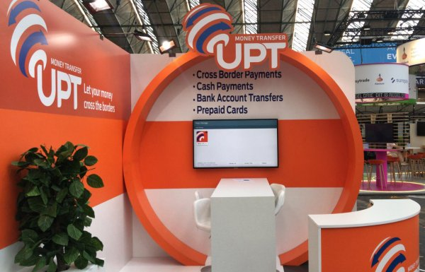 Upt-Money Europe 20/20 Fuarı