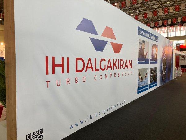 Ihi Dalgakıran-Ktm Fuarı